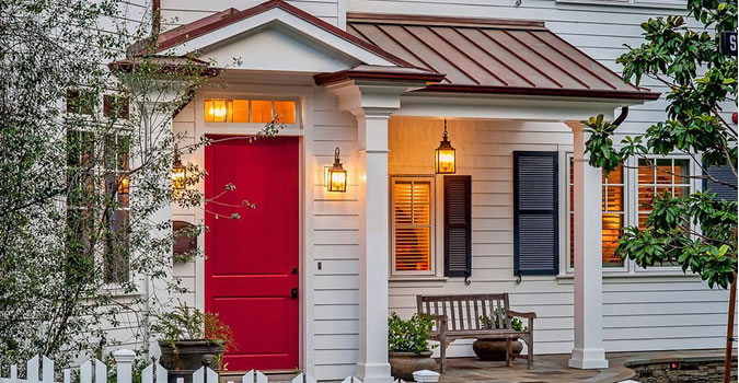 Exterior High Quality Painting Pittsburgh Door painting in Pittsburgh
