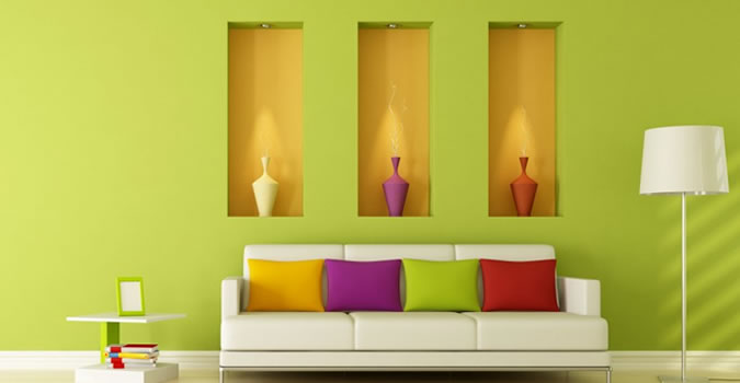 Interior Design Painting in Pittsburgh